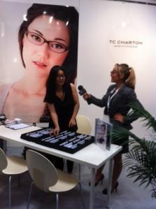 TC Charton designer Alexandra Peng