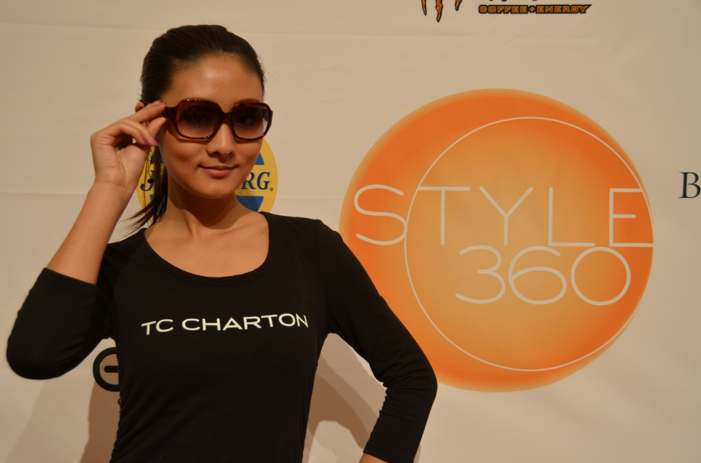 Danielle Yu at Style360